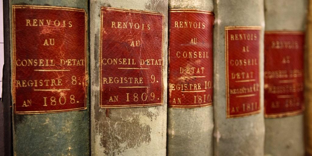 PIERREFITE SUR SEINE : Visite du nouveau site des Archives nationales
