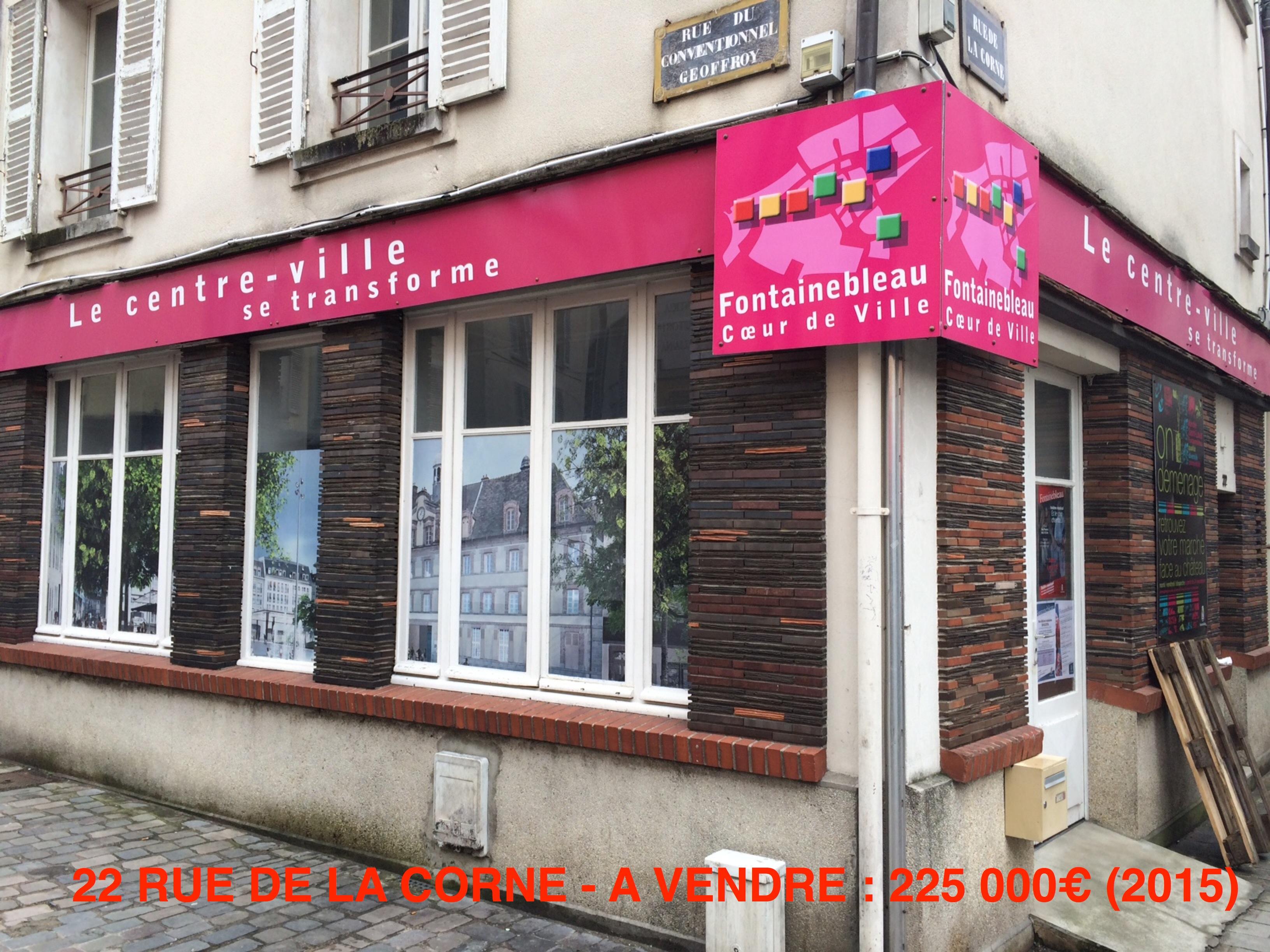 Rue de la corne - 225000€